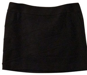 Express Mini Party Night Out Sexy Club Mini Skirt Black