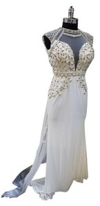 Sherri Hill Formal Egyptian Wedding Dress