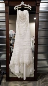 David's Bridal 3424 Wedding Dress