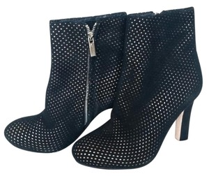 Dolce Vita Bootie Suede Black Boots
