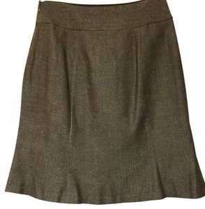 The Limited Office Dressy Multicolor Work Skirt