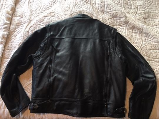 outlet Harley Davidson Motorcycle Leather Jacket - 58% Off Retail