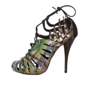 Pierre Hardy Multi Sandals