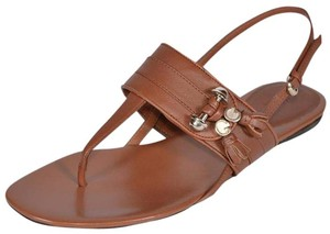 Gucci Sandals Sandals brown Flats