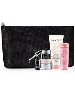 Other NEW Lancome deluxe Genifique Face Eye Concentrate Cleanser Toner SET