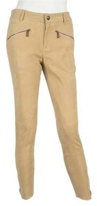 Ralph Lauren Skinny Pants Tan