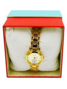 Kate Spade Kate Spade New York Gramercy Mini Gold Tone Watch