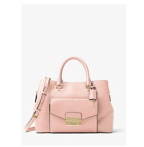 Michael Kors Satchel in Blossom Pink
