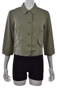 Talbots Green Jacket