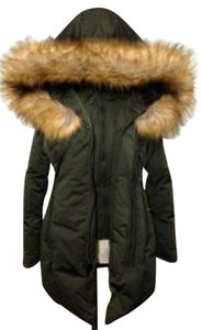 1 Madison Winter Down Parka Coat