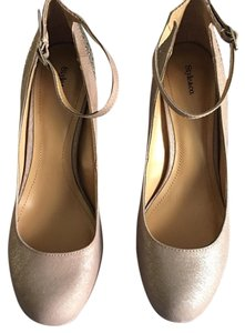 Style & Co Pewter Platforms