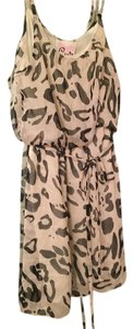 Daisy Shoppe short dress Leopard Print Day Flowy Cute on Tradesy