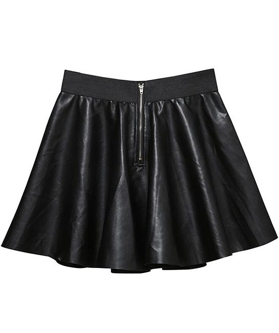 Other short dress black Patent Leather Leather Large on Tradesy Image 1