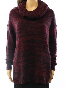 Say What? Acrylic Cowl Neck Long Sleeve Sweater