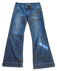 American Eagle Outfitters Trouser/Wide Leg Jeans - Up to 90% off ...