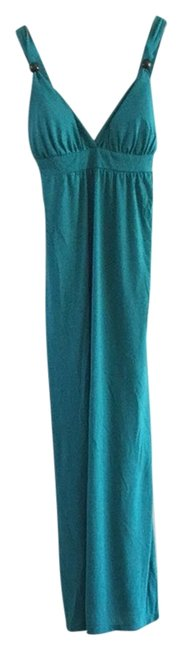 Preload https://item5.tradesy.com/images/urban-outfitters-teal-summer-casual-maxi-dress-size-0-xs-2026889-0-0.jpg?width=400&height=650