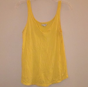 American Eagle Outfitters Top Yellow