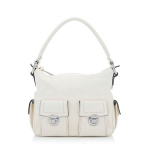 Marc Jacobs Silver Hardware Hobo Bag