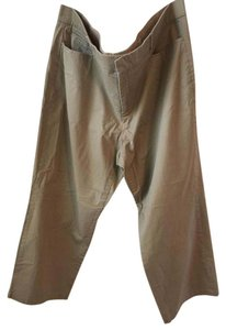 JM Collection Trouser Pants Beige