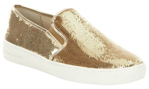 Michael Kors Gold Athletic