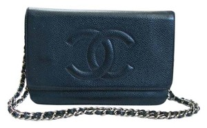 Chanel Woc Wallet On A Chain Cross Body Bag