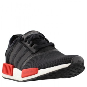 adidas Outdoor Sport Black & Red Athletic