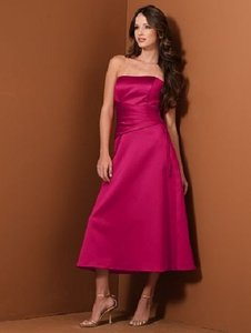 Alfred Angelo Claret 6477 Dress