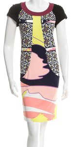 Emilio Pucci Print Monogram Dress