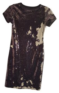 ASOS Sequin Party Nye T-shirt Dress