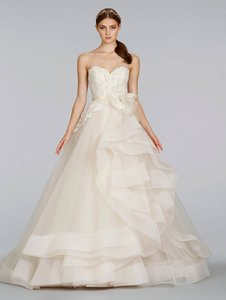 Lazaro #3413 Wedding Dress