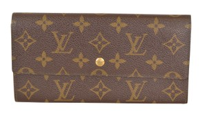 Louis Vuitton Louis Vuitton Monogram Pochette Porte Monnaie Cartes Credit