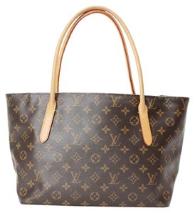 Louis Vuitton Raspail Tote in brown monogram