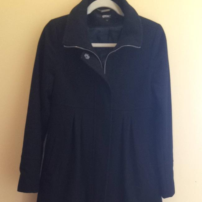 DKNY Wool Pea Coat