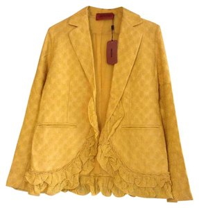 Missoni Yellow Blazer