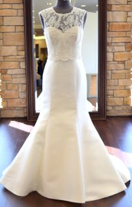 Amsale Taylor Wedding Dress