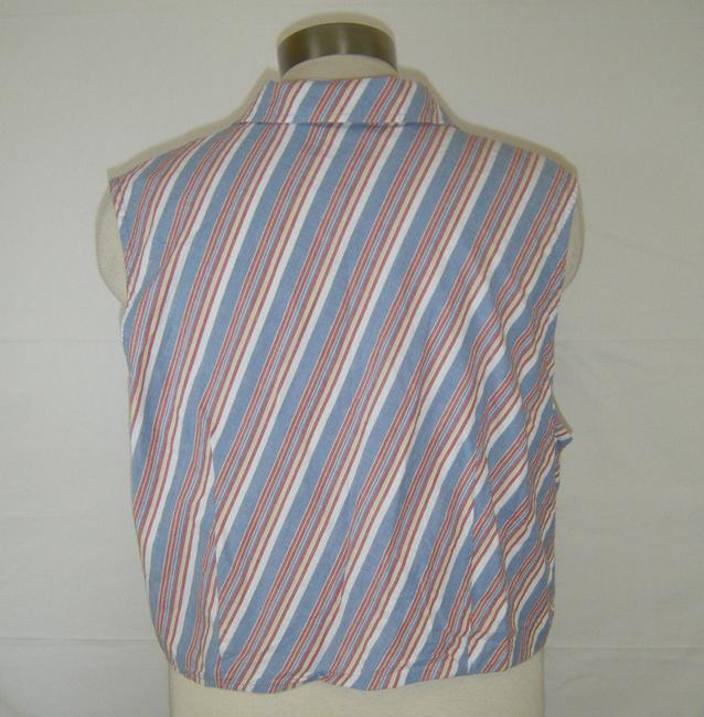 Faded Glory Top MULTI STRIPED Image 1