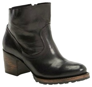 FreeBird Bootie Distressed Black Boots