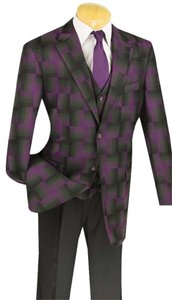 Boutique 9 3pc Single Breasted, Mens Suit