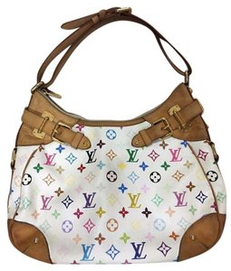 Louis Vuitton Greta Monogram Shoulder Bag
