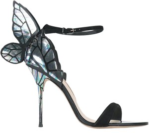 Sophia Webster Chiara Iridescent Pumps