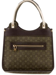 Louis Vuitton Neverfull Lv Tote in Khaki, Green