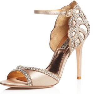 Badgley Mischka Roxy Sandals Wedding Shoes