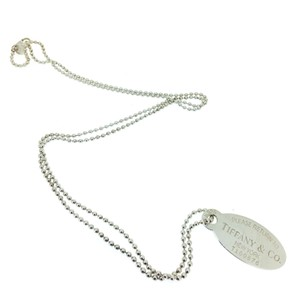 Tiffany & Co. Return to Tiffany(TM) 925 Silver Necklace