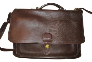 Other Vintage Briefcase brown Messenger Bag