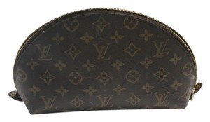 Louis Vuitton Lousi Brown Monogram Clutch