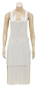 Wolford short dress Cream on Tradesy