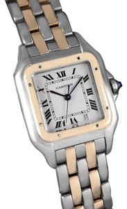 Cartier Cartier Panthere Two-Tone Mens Midsize / Unisex Watch, Date - W25028B6