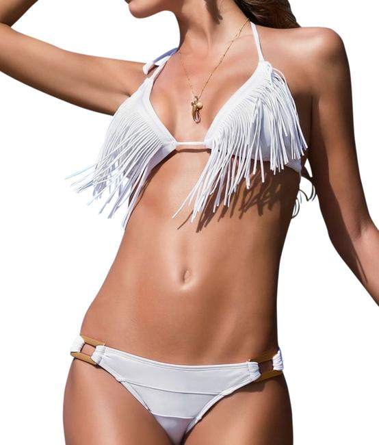Preload https://item5.tradesy.com/images/other-new-s-halter-fringe-swimsuit-with-buckle-accent-white-item-no-lc40606-1-2027194-0-0.jpg?width=400&height=650