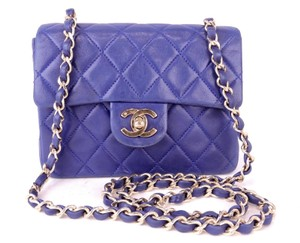 419d349fc4fa Purple Cross Body Bags - Up to 90% off at Tradesy