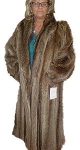Other Full Length Raccoon Fur Fur Coat